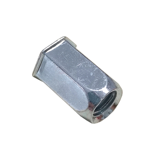 Reduced Head Hex Body Insert Rivet Nuts