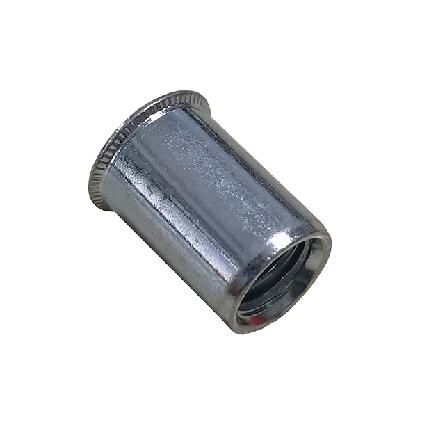Reduced Head Plain Insert Rivet Nuts